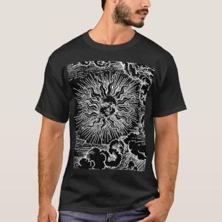 Astrology Sun and Moon by Albrecht Durer T-Shirt