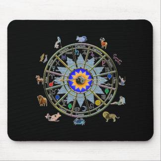 Astrology - ZODIAC-  Signs Mousepad