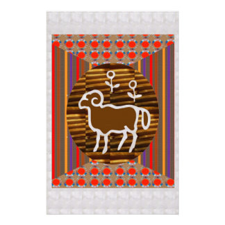 Astrology Zodiac Symbols Tantrik Healer Guru BLESS Stationery