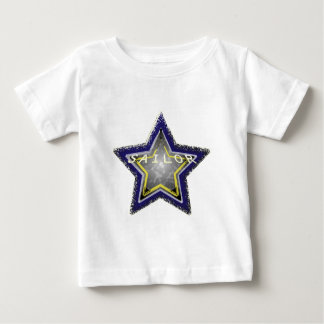 Astronaught Baby T-Shirt