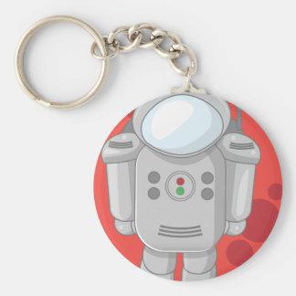 Astronaught's - Mars Keychain