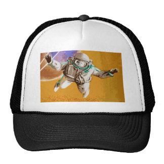 Astronaut 17 trucker hat
