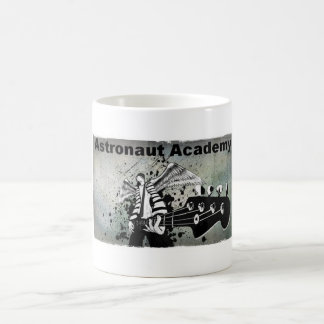 Astronaut Academy coffee cup 11 Oz Magic Heat Color-Changing Coffee Mug