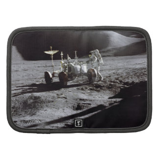 Astronaut and Rover Folio Planners