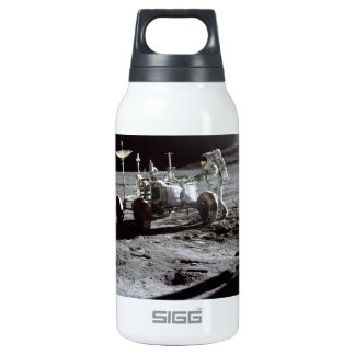 Astronaut and Rover 10 Oz Insulated SIGG Thermos Water Bottle