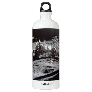 Astronaut and Rover SIGG Traveler 1.0L Water Bottle