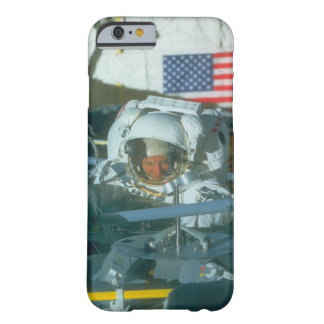Astronaut. (astronaut;flag_Space Barely There iPhone 6 Case