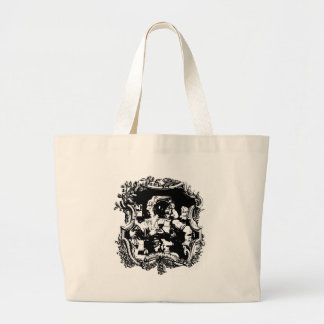 Astronaut Jumbo Tote Bag