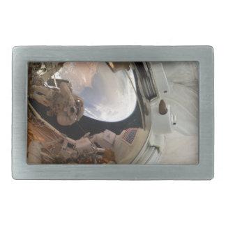Astronaut Belt Buckle
