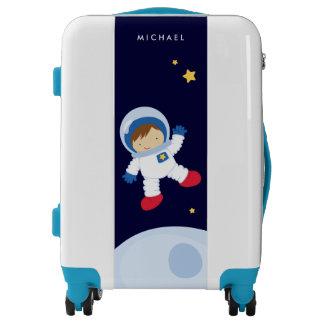 Astronaut Boy Luggage