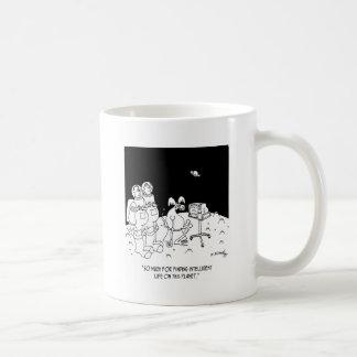 Astronaut Cartoon 5595 Coffee Mug