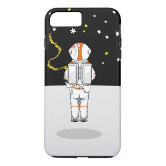 Astronaut Caught Short Weeing in Space iPhone 7 Plus Case