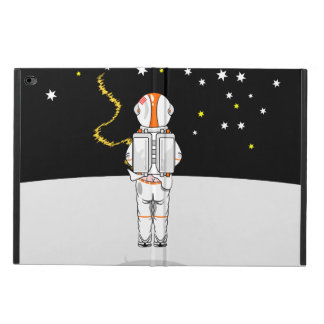 Astronaut Caught Short Weeing in Space Powis iPad Air 2 Case