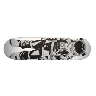 Astronaut Custom Skateboard