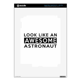 ASTRONAUT Designs Skin For iPad 3