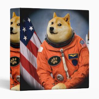 astronaut dog  - doge - shibe - doge memes binder