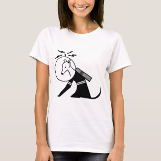 Astronaut dog, Greyhound, Italian greyhound, Space T-Shirt