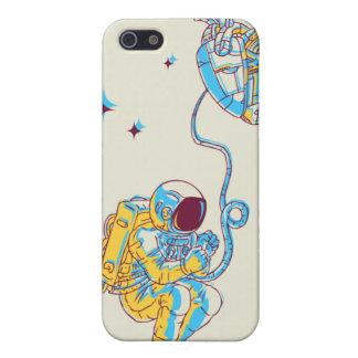 Astronaut Fetus iPhone SE/5/5s Case