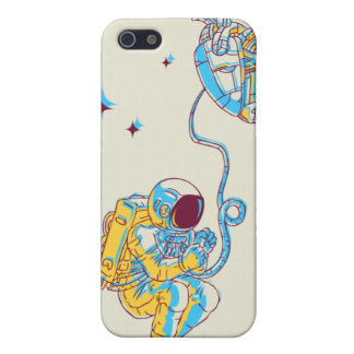 Astronaut Fetus iPhone SE/5/5s Cover