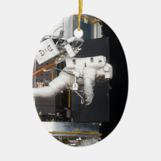 Astronaut Floating Christmas Ornaments