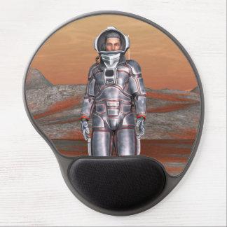Astronaut Gel Mouse Pad