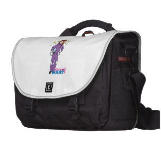 Astronaut-Girl 1 Commuter Bags