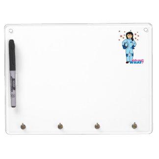 Astronaut-Girl 2 Dry-Erase Boards