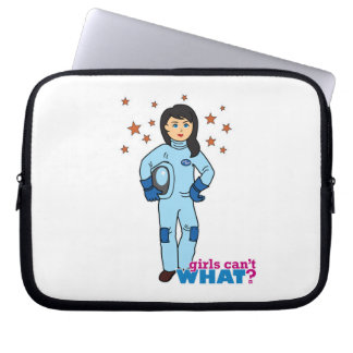 Astronaut-Girl 2 Laptop Sleeve