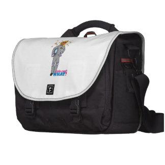 Astronaut-Girl 3 Laptop Commuter Bag
