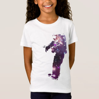 Astronaut! Hanging with the Stars. (star cluster) T-Shirt