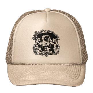 Astronaut Mesh Hats