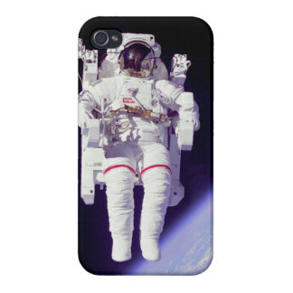 Astronaut In Space iPhone4/4s case