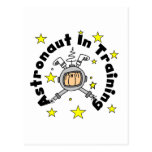 Astronaut in Training Tshirts and Gifts Postcards