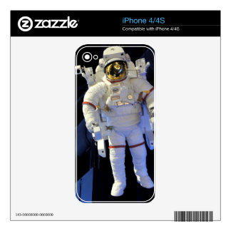 Astronaut iPhone 4S Decal
