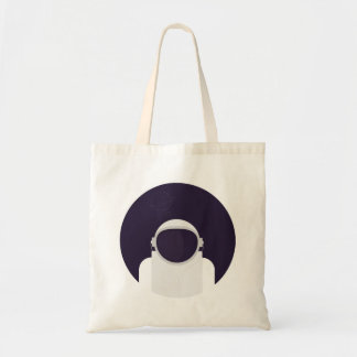 Astronaut is listening music - Bags