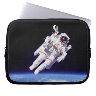 Astronaut Jetpack Spacewalk Computer Sleeves