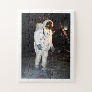 Astronaut Jigsaw Puzzle