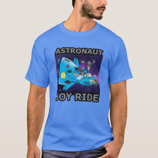 Astronaut Joy Ride T-Shirt