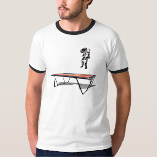 Astronaut Lift Off T-Shirt