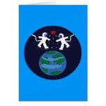 Astronaut Love Card