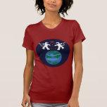 Astronaut Love T Shirt