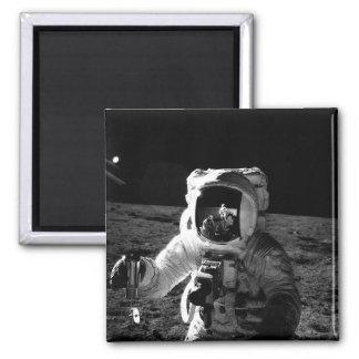 Astronaut Refrigerator Magnets