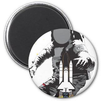 Astronaut Fridge Magnets
