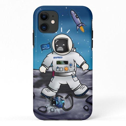 Astronaut Max McReady iPhone 11 Case
