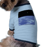 Astronaut McCandless Free Flying with Jetpack Pet Shirt