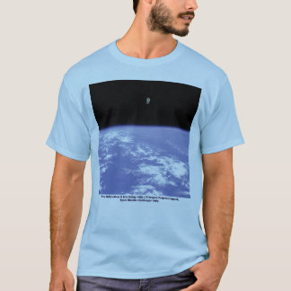 Astronaut McCandless Free Flying with Jetpack T-Shirt
