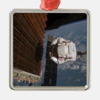 Astronaut Metal Ornament