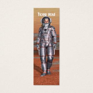 Astronaut Mini Business Card