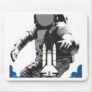 Astronaut Mouse Pads