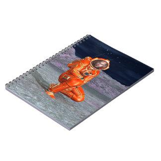 Astronaut Notebook